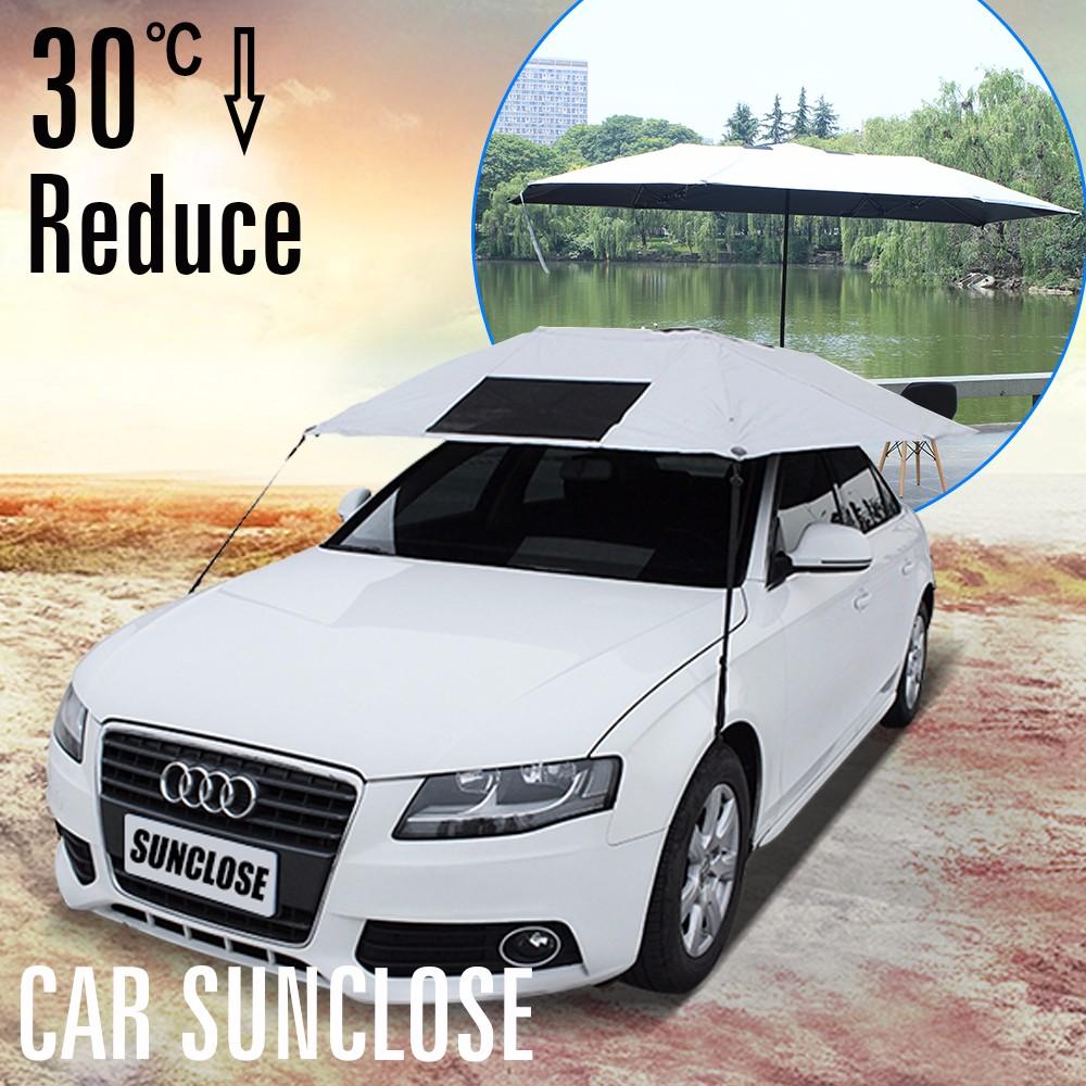 Sunclose Fabrik Automatische Individuell Bedruckte Auto Abdeckung ...