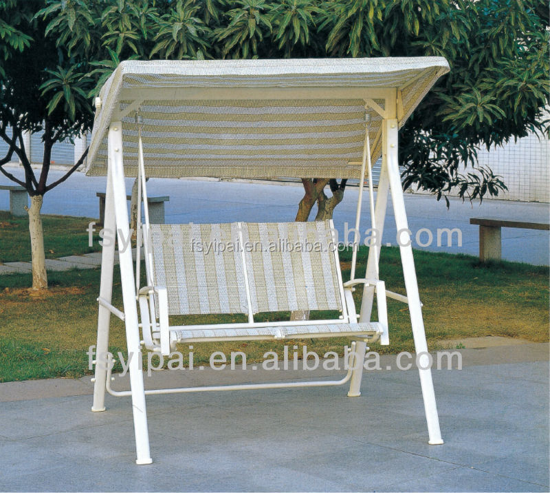 outdoor canopy wrought iron hanging two seat swing chair stand for adults yps085 buy two seat swing chairhanging chairoutdoor hanging swing chair