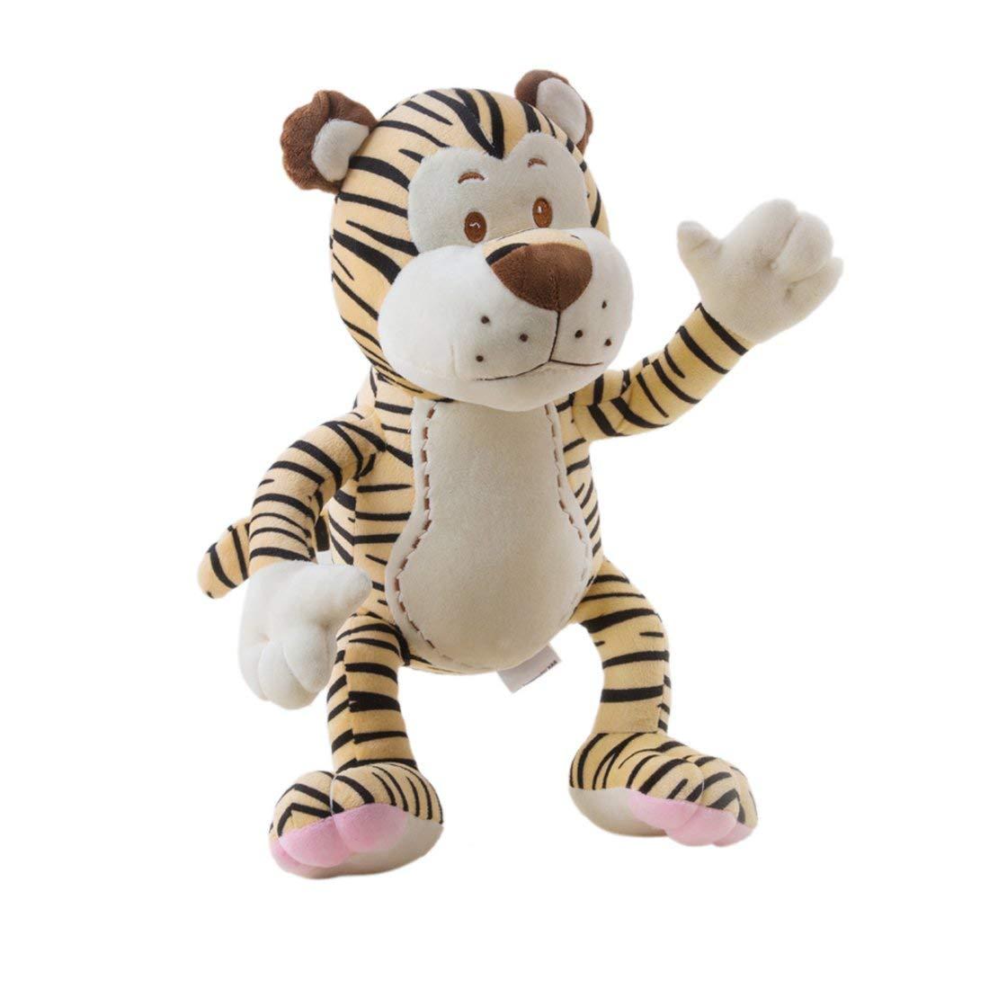 "Niuniu Daddy Tiger Plush Animal Toy,11"""