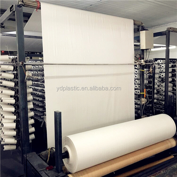 Hot sale 100% polypropylene fabric pp woven fabric supplier for agriculture