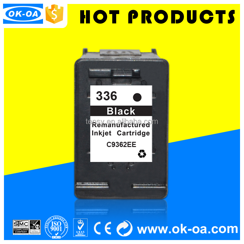 recycled ink cartridge for HP 336 C9362EE clip
