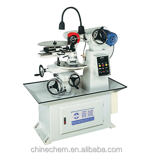Tungsten Carbide Tip Circular Saw blade Sharpening Machine For Woodworking Industry