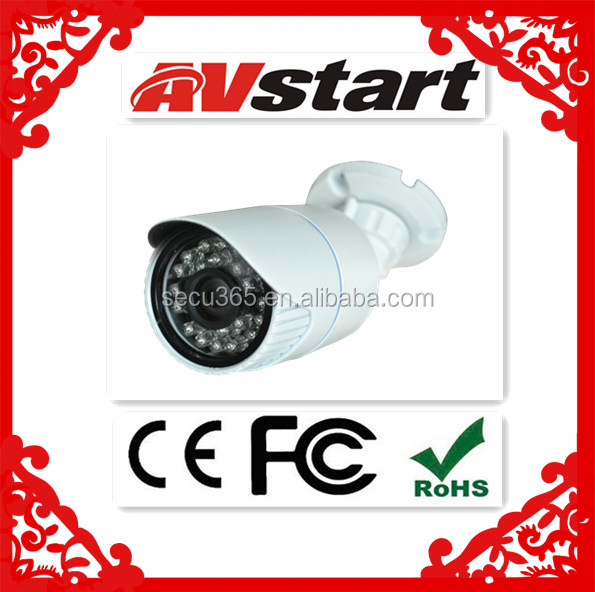 AVstart 1.0MP 720P CMOS IPcamera IR PoE(optional) IPCamera