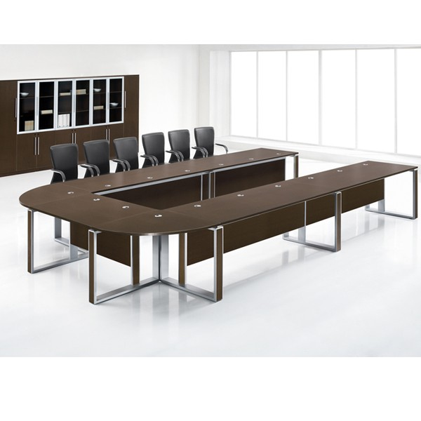 2017 top design melamine pannel luxury modular conference tables meeting desk u shaped. Black Bedroom Furniture Sets. Home Design Ideas