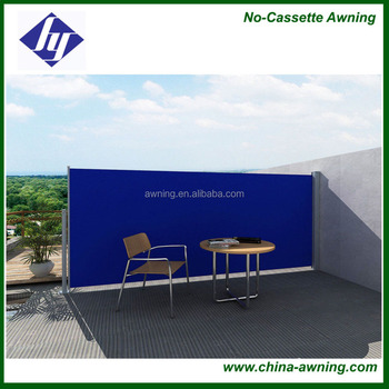 Alibaba China Awning Companies Outdoor Fabric Privacy Panels Patio Side