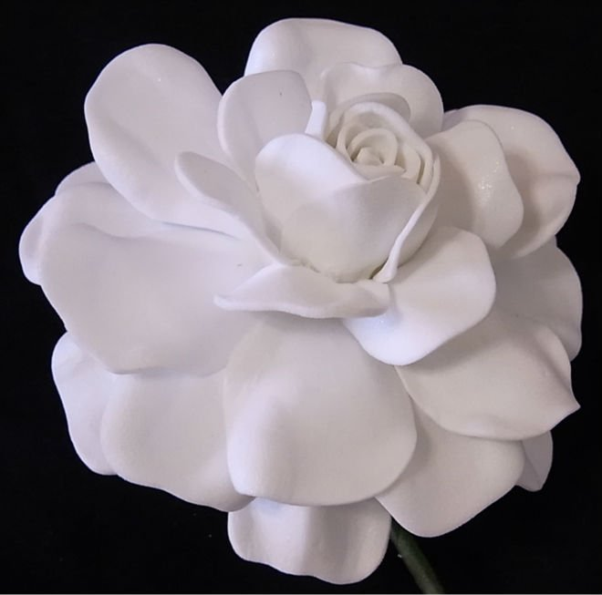Foam Gardenia Natural Touch Artificial Flowers Buy Natural Touch