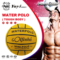 perfect WATER POLO BALL ( tough body - polished by hand )