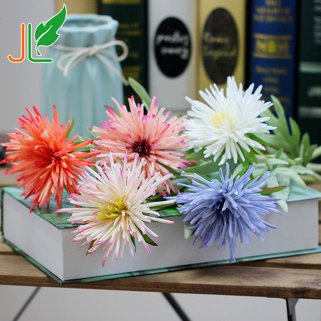 Buy cheap china silk flowers wholesaler products find china silk customizable high quality wholesale artificial silk plastic flower artificial marigold flower mightylinksfo