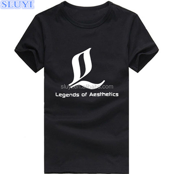 T shirt wholesale china cheap round hem black man shirts for Design your own t shirt cheap