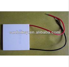 Seebeck Thermoelectric Power Generation Peltier Module TEG1-241-1.4-1.2 55x55MM MAX 235 Celsius