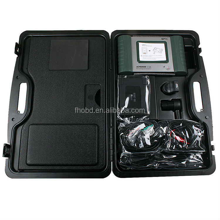 Autoboss V30 Vehicle Diagnostic Computer Scan Tool Support English/Spanish/Russian