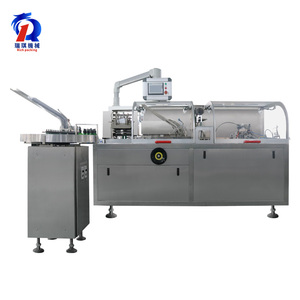 Automatic High Speed Syringe / Suger Vial Line Cartoning Packing Machine