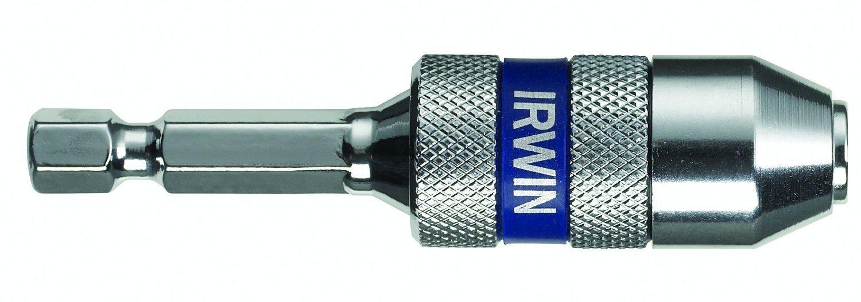 x 12in Lock-n-Load Quick Change Bit Holder IRWIN Tools 4935705 1//4in