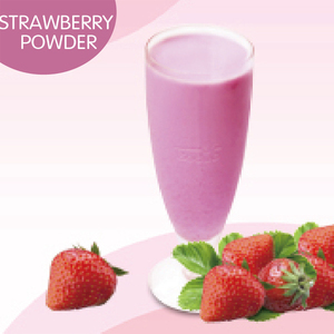 Natural Elements Kinds Of Flavored solid beverage Series Strawberry fruit powder
