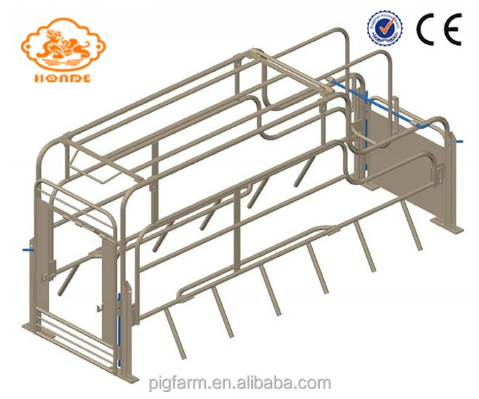 SOLID ROD pig farrowing pens for sow with best quality and price