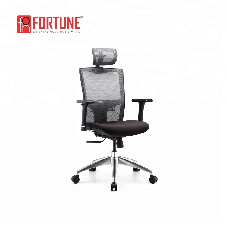 Astonishing Grey Swivel Mesh Office Furniture Chair Headrest Ergonomic Desk Chair Modern Swivel Chair For Sale Foh E901 1 Buy Modern Swivel Chair Grey Mesh Lamtechconsult Wood Chair Design Ideas Lamtechconsultcom
