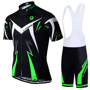 Pro X-Tiger Brand Cycling Jerseys/Breathable Bicycle Clothing /Mountain Bike Sportswear/Ropa Ciclismo set