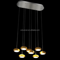 2014 Gold color turkish chandeliers