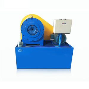 Factory Price Automatic Pipe Tapering Machine For Tube End Reducing