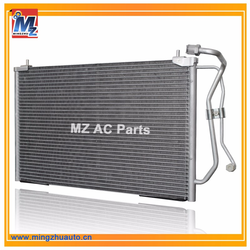 China Produce AC Condenser For Peugeot 405 92 - 95 OEM : 96194366