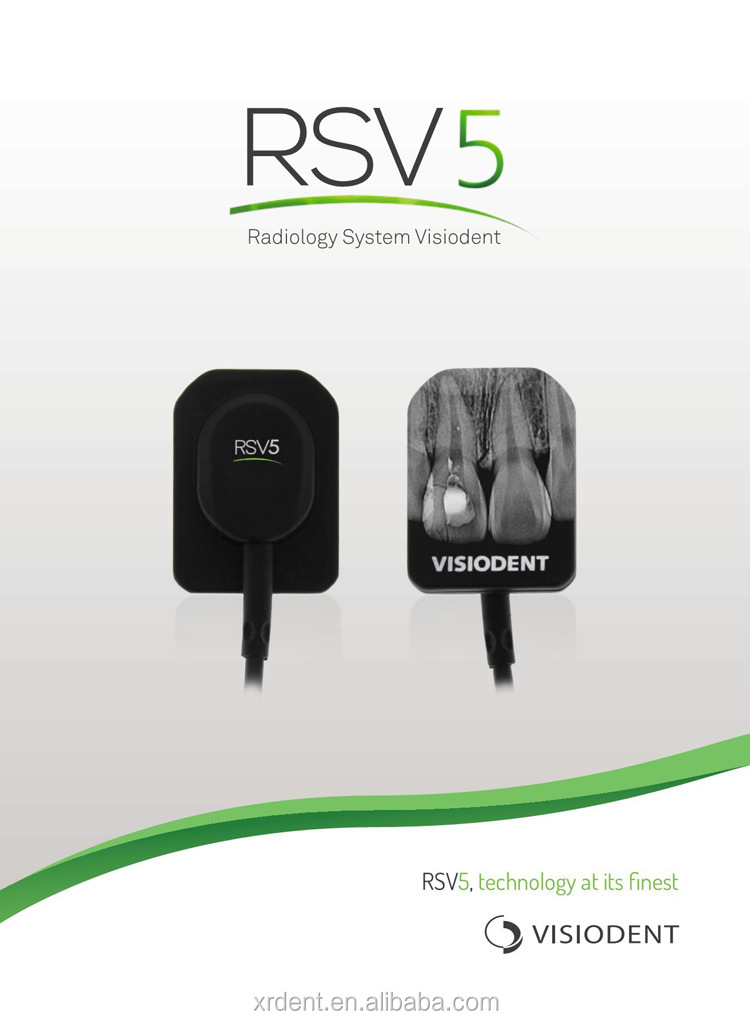 Made in France Visiodent RSV5 Digital Dental Xray Sensor