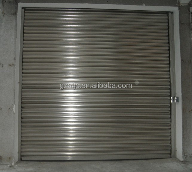 Guangzhou Stainless Steel Roll Up Door Cabinet Roll Up