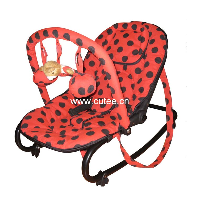 Newborn to toddler adult baby automatic swivel adjustable rocker bouncer chair with pillow toys - Automatic rocking chair for adults ...