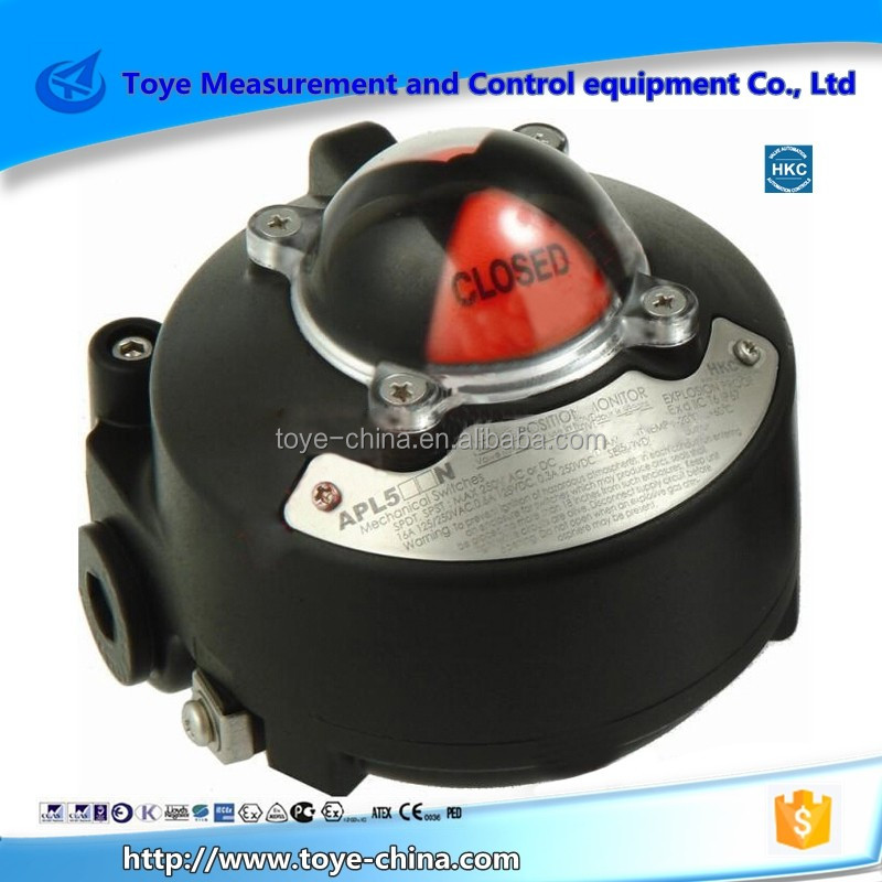 HKC Limit switch type of valve valve positioner