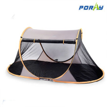 Pop Up Portable Mosquito Net(Tarp Floor) Free-Standing Travel Mosquito Netting Tent Mosquito Net for Person Cot Baby Carriage