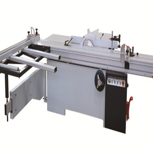 China manufacturer MJ6128 automatic sliding table saw Woodworking machinery