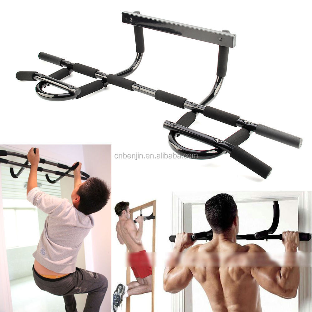 Door Gym Bar Chin Up Pull Push Up Strength Fitness Situp Dips Workout  Exercise - Buy Dips Workout Exercise,Door Gym Bar,Fitness Chin Up Bar  Product on