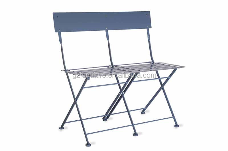 Folding Park Seat Bistro Grand Cafe Patio Pool Deck Outdoor