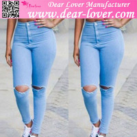 Buy new style jeans pent women light in China on Alibaba.com