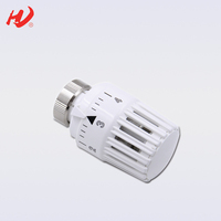 Energy-saving Thermostatic radiator valve head TF-5 with paticular design