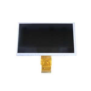 7 inch min lcd tv 50 pin 800*480 resolution with parallel 24 bit rgb interface