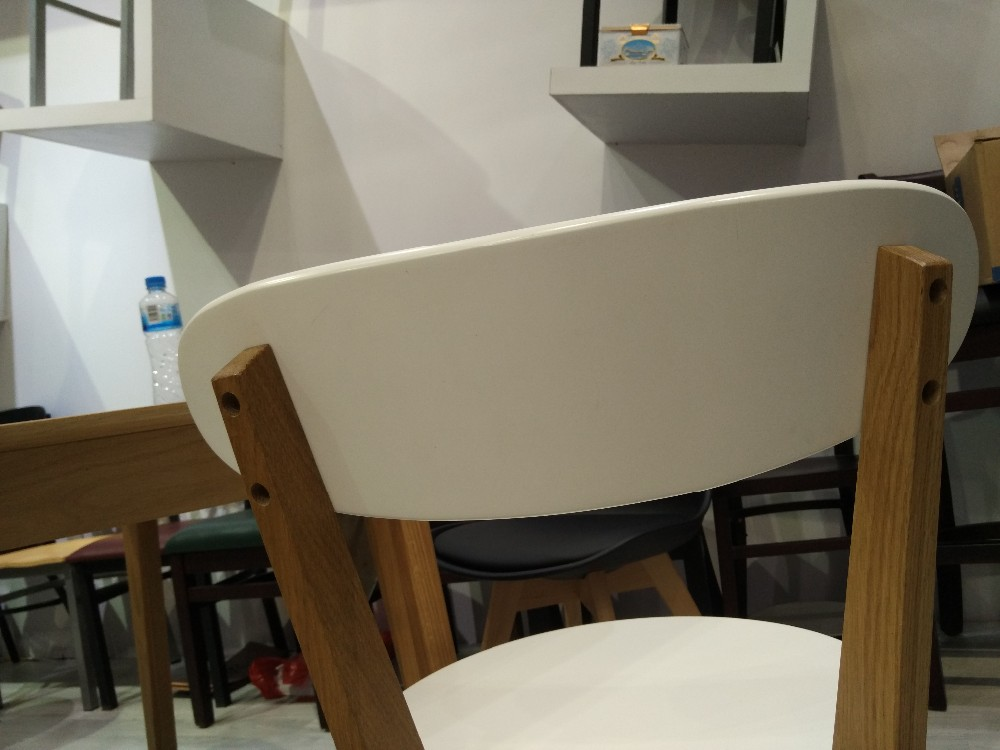 Stackable Look like stretcher chair Restaurant Chair for Sale