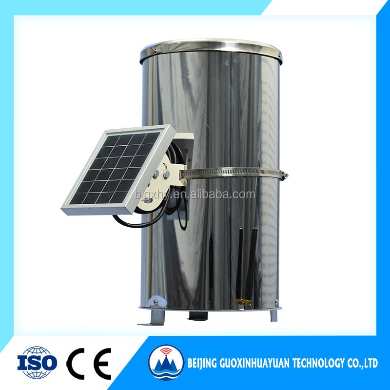 China supplier for the tipping bucket rain gauge