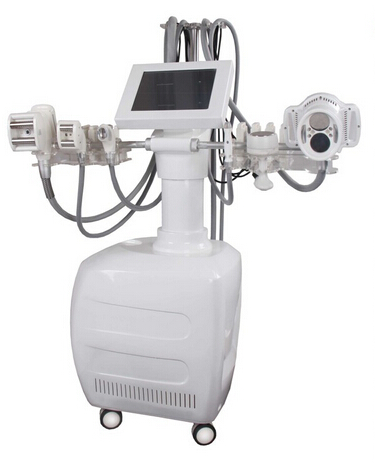Velashape V10 Cavitation RF Vacuum Roller and BIO Laser slimming Machine