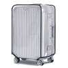 New Product Durable Silver PVC Luggage Cover For Men