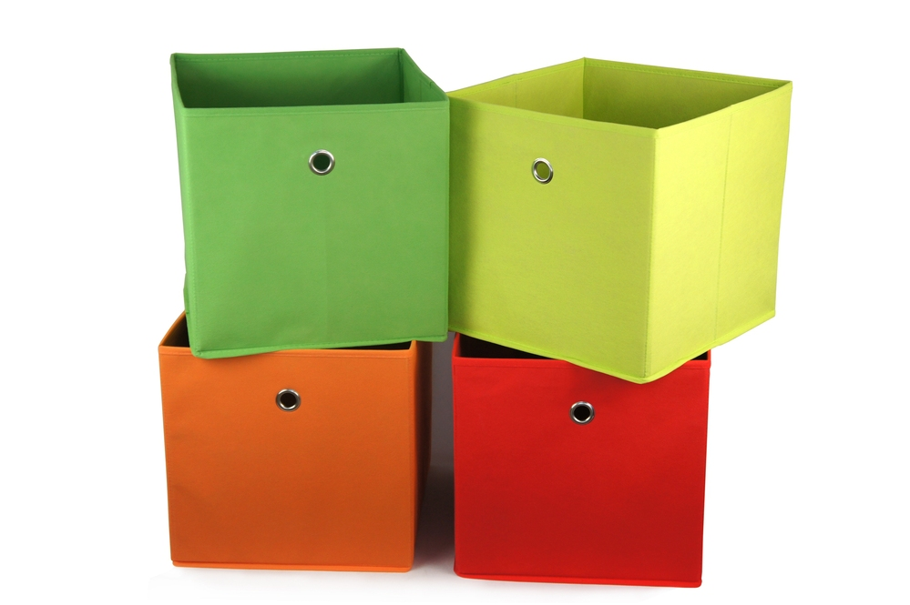 Lovely ... Nice Collapsible Fabric Storage Cube With Toys Storage Cube Gr Green ...