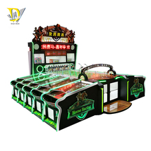 Carnaval <span class=keywords><strong>Games</strong></span> <span class=keywords><strong>10</strong></span> Spelers Muntautomaat Booth Amusement Spel Roll De Ballen Paard Racing Carnaval Game Machine