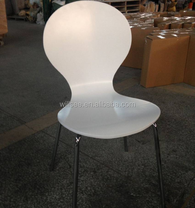 BC-030,Promotion Bentwood Chairs With Basswood Veneer Chromed Tube For Most Cheapest Price