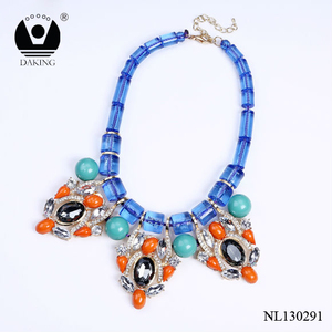 Fashion statement necklace jewellery african jewelry sets