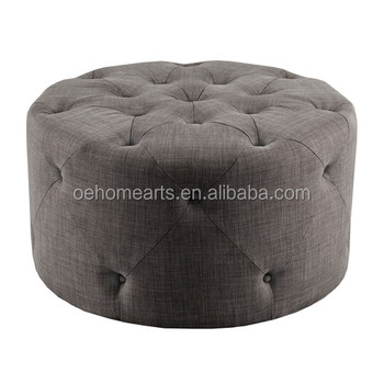 Outstanding Waiting Room Button Tufted Pouf Fabric Ottoman Round Seat Stool Buy Pouf Fabric Ottoman Button Ottoman Stool Round Seat Stool Product On Alibaba Com Machost Co Dining Chair Design Ideas Machostcouk