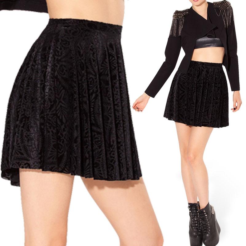 Short Skirt Black 30