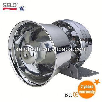 2014 China Horn Loud Air Horn Sound Effect Wolf Whistle Car Horn