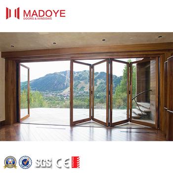 promo code 57686 7f37d Customized Interior Bifold Door Glass Sliding Folding Door For Living Room  - Buy Bifold Door,Sliding Door For Living Room,Sliding Folding Doors ...