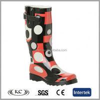 fashion wholesale korean cheap rain boots for women size 11