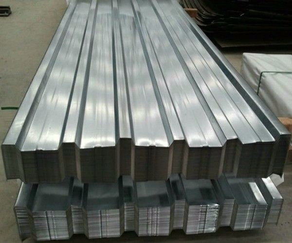 China Corrugated Galvanized Metal Roofing Sheets For Sale