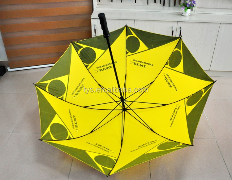 Top Quality Customized Factory Price High End Sport Golf Umbrella